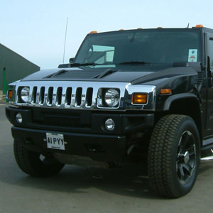 Black Hummers and Hummer Hire