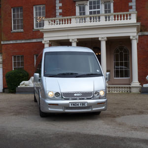 Party Bus Hire Hertfordshire