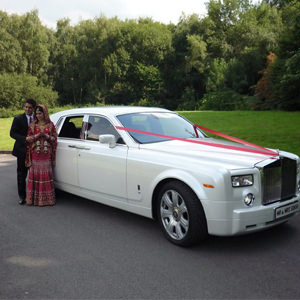 Wedding Limo Hire in Hertfordshire