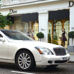 Our White Maybach