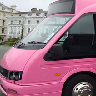 Our 16 Seater Party Bus